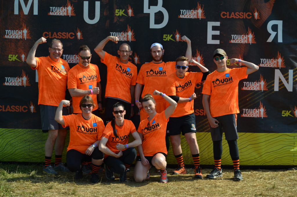 Tough Mudder 5k